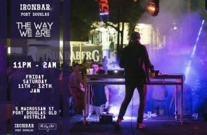 DJ TWWA @ The Ironbar @ The Ironbar | Port Douglas | Queensland | Australia