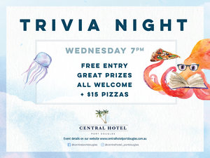 Trivia Night @ the Central @ Central Hotel | Port Douglas | Queensland | Australia