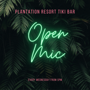 Open Mic @ Plantation Resort @ Plantation Resort | Craiglie | Queensland | Australia