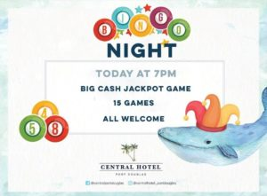 Bingo Night @ the Central @ Central Hotel | Port Douglas | Queensland | Australia