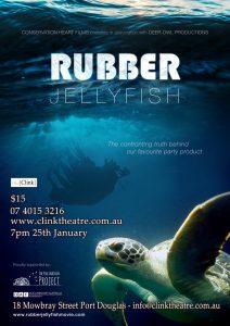 Rubber Jellyfish @ the Clink Theatre @ The Clink Theatre   Port Douglas   Queensland   Australia