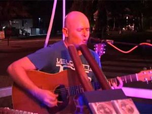Dave Cooke @ the Court House Hotel @ Court House Hotel | Port Douglas | Queensland | Australia
