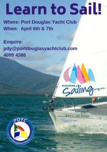 Learn to Sail @ the Port Douglas Yacht Club @ Port Douglas Yacht Club | Port Douglas | Queensland | Australia