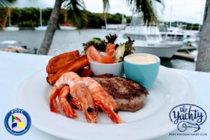 Reef n Beef @ the Port Douglas Yacht Club @ Port Douglas Yacht Club | Port Douglas | Queensland | Australia