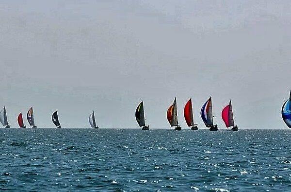 yacht club race
