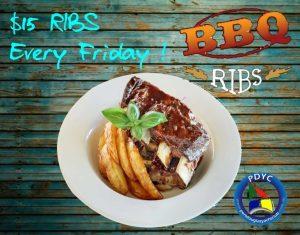 $15 BBQ Ribs @ the Port Douglas Yacht Club @ Port Douglas Yacht Club | Port Douglas | Queensland | Australia