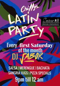 Chilly's Latin Party @ Chill's Pizza and Trattoria | Port Douglas | Queensland | Australia