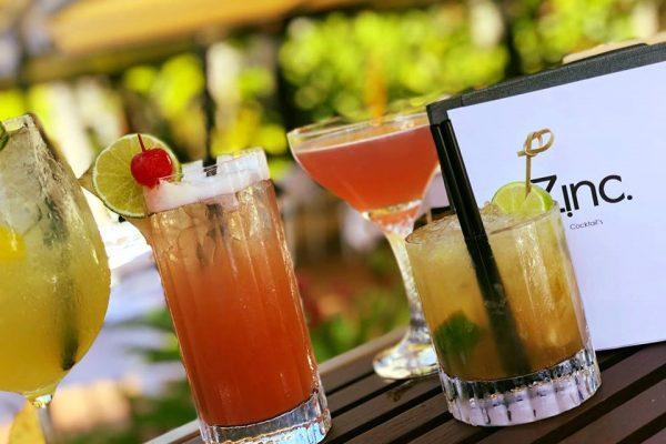 zinc cocktails