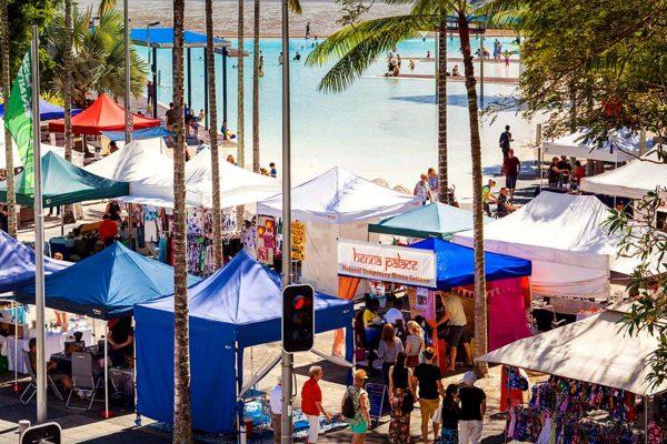 Cairns-Market