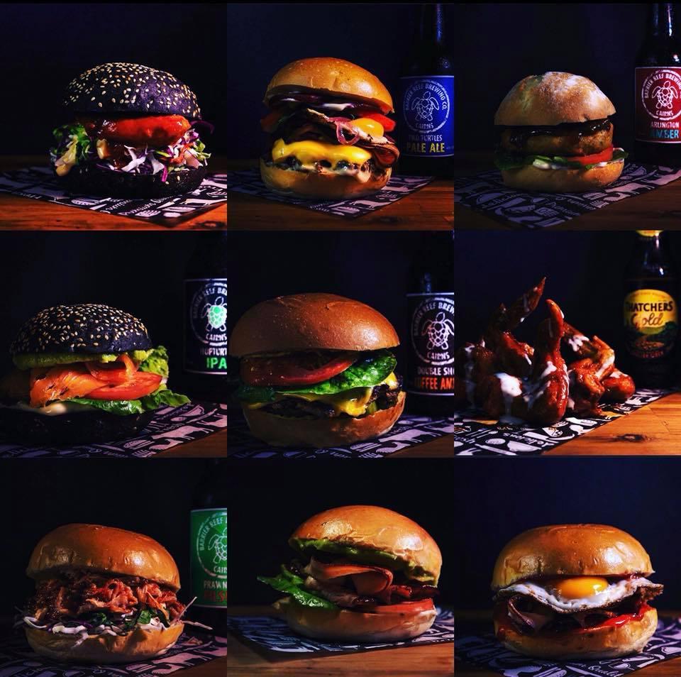N17 Burger Co