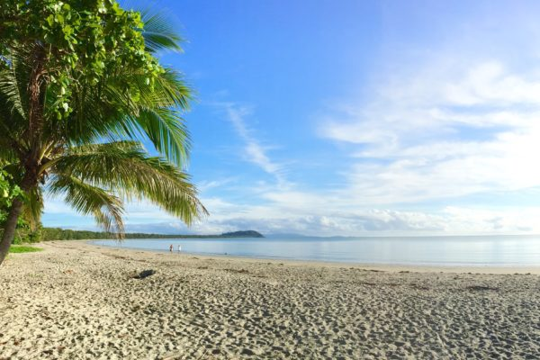four mile beach landscape