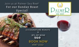 Sunday Roast at the Palmer Sea Reef @ Palmer Sea Reef Golf Club | Port Douglas | Queensland | Australia