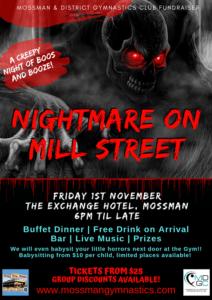 Nightmare on Mill Street @ Exchange Hotel Mossman | Mossman | Queensland | Australia