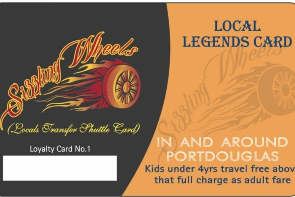 legends card front