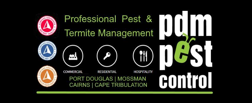 PDM pest control