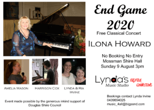 Classical Music Concert @ CWA Hall Mossman | Mossman | Queensland | Australia
