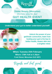 Gut Health with Divine Beauty @ CWA Hall Mossman | Mossman | Queensland | Australia
