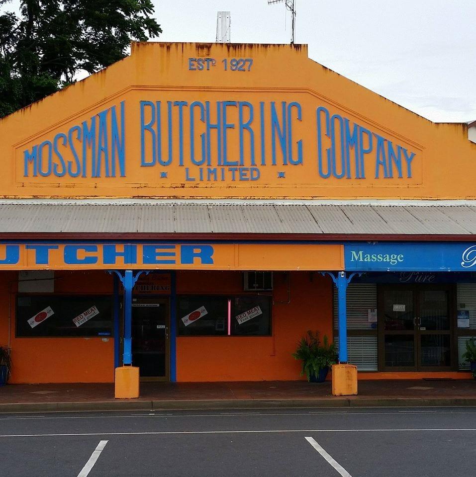mossman butcher
