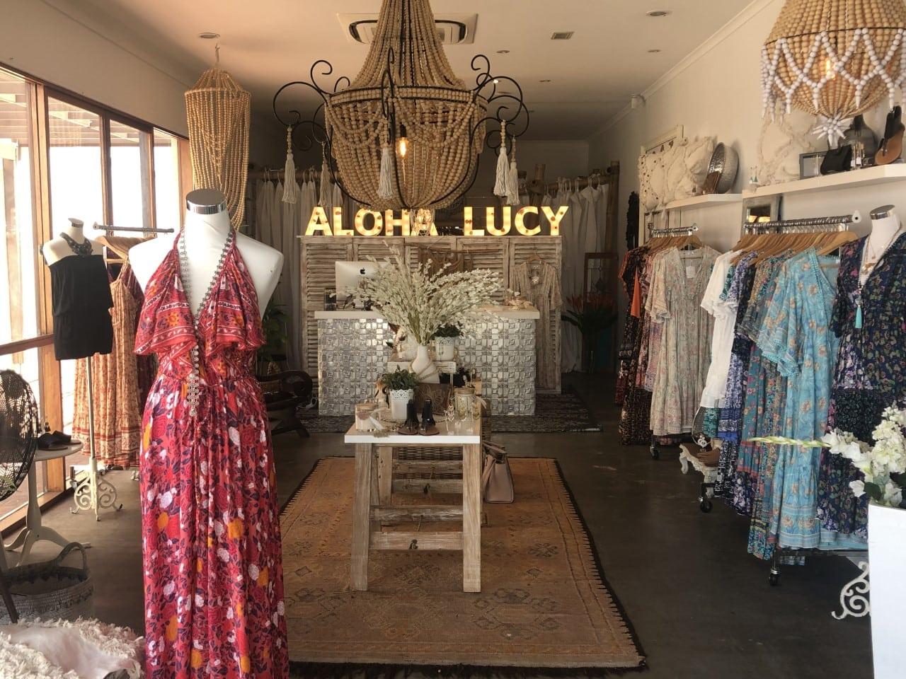 aloha lucy