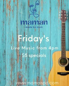 Music at Maman @ Maman | Port Douglas | Queensland | Australia