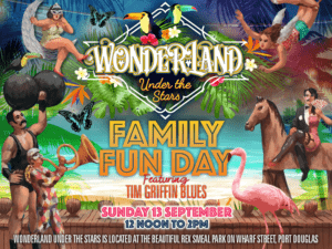 Family Fun Day - Wonderland Spiegeltent @ Rex Smeal Park | Port Douglas | Queensland | Australia