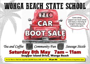 Car Boot Sale Wonga Beach @ Wonga Beach State School | Wonga | Queensland | Australia