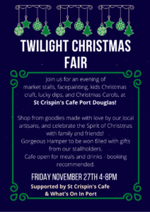 Twilight Christmas Fair at St Crispin's Cafe @ St Crispin's Cafe | Port Douglas | Queensland | Australia