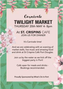 Carnivale Twilight Market at St Crispin's Cafe @ St Crispin's Cafe   Port Douglas   Queensland   Australia