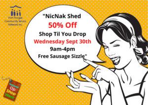 Nik Nak Shed 50% Off @ Nik Nak Shed | Port Douglas | Queensland | Australia