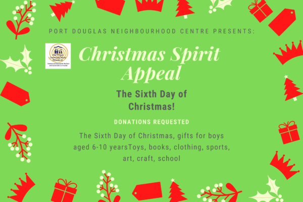 christmas spirit appeal