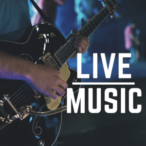 Live music in Port Douglas