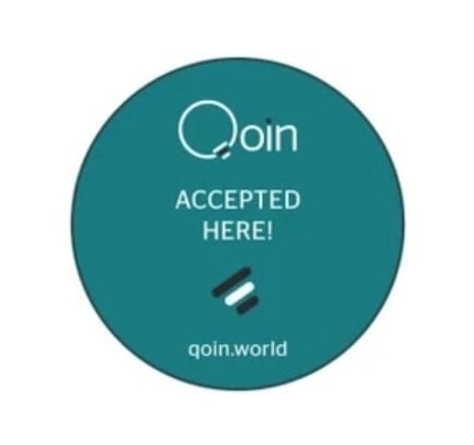 qoin accepted here