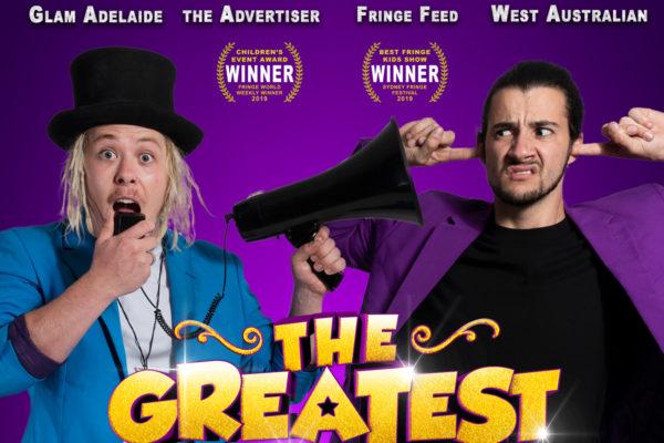 the greatest magic show