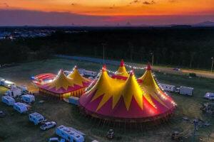 Lennon Bros Circus @ Reynolds Park | Port Douglas | Queensland | Australia