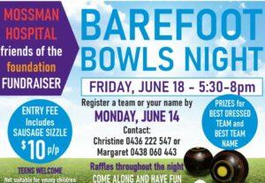 Barefoot Bowls @ Mossman Bowls CLub | Mossman | Queensland | Australia
