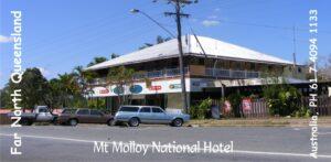Live Music at Mt Molloy Hotel @ Mt Molloy Hotel | Mount Molloy | Queensland | Australia