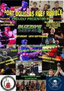 Port Douglas Reef Rumble @ Port Douglas Rugby Union Club | Port Douglas | Queensland | Australia